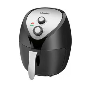 FRITEUSE ELECTRIQUE Bomann FR 6002 H CB, Hot air fryer, 3,6 L, 80 °C,