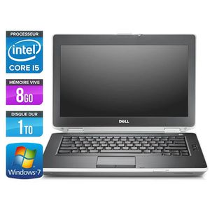 ORDINATEUR PORTABLE Ordinateurs portables Dell E6430 - Core i5-3320M 2