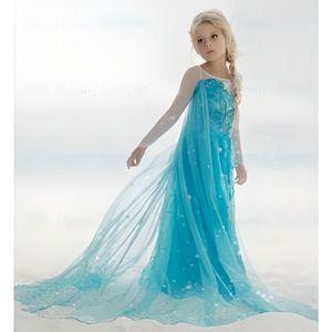 DÉGUISEMENT - PANOPLIE Costume déguisement princesse reine des neiges 4-5