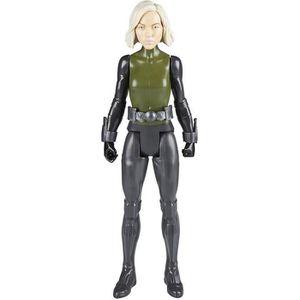 FIGURINE - PERSONNAGE AVENGERS - Figurine Black Widow - 30cm