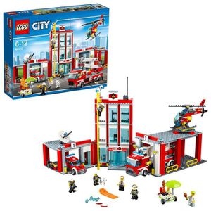 KIT MODÉLISME Kit Modelisme A Construire LEGO JGHUX Ville Fire S