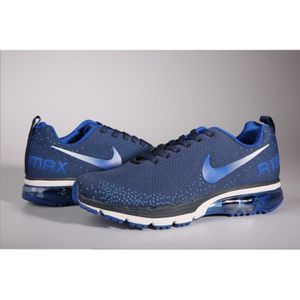 homme nike air max 2018 sports sneakers running chaussures bleu bleu tu achat vente basket. Black Bedroom Furniture Sets. Home Design Ideas