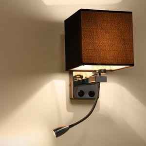 APPLIQUE  Applique Murale Interieur Moderne LED Applique Aba