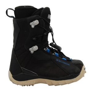 BOTTINE Boots Salomon Kamooks 2 noir