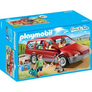 UNIVERS MINIATURE PLAYMOBIL 9421 - Family Fun La Villa de vacances -