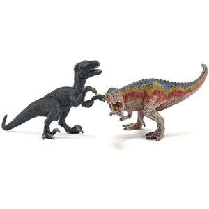 FIGURINE - PERSONNAGE Schleich Figurine 42216 - Dinosaure - Petits tyran