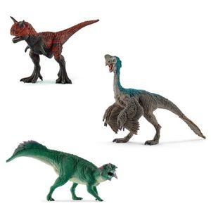 FIGURINE - PERSONNAGE Kit Figurines Schleich Dinosaures : Carnotaure, Ov
