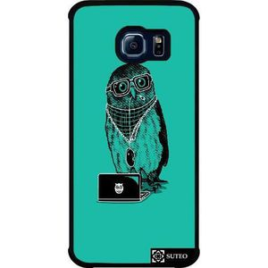 coque galaxy s6 chouette
