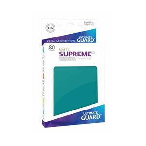 CARTE A COLLECTIONNER Ultimate Guard - Ultimate Guard - 80 pochettes Sup