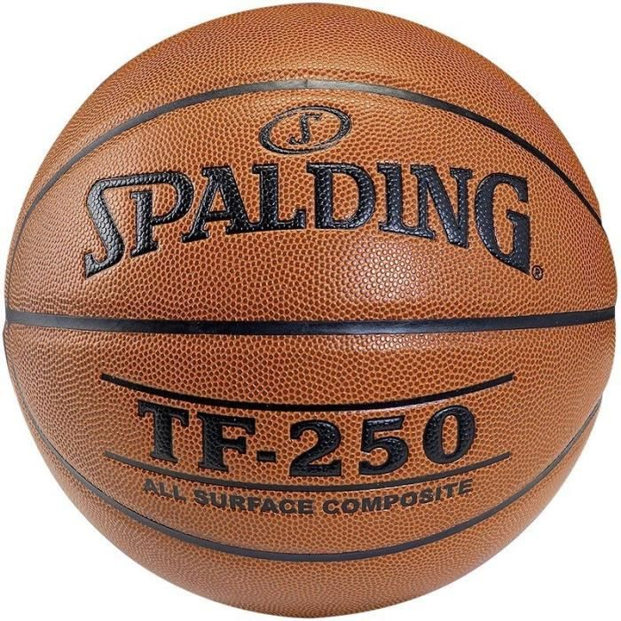 SPALDING Ballon Basket-ball TF 250 BKT