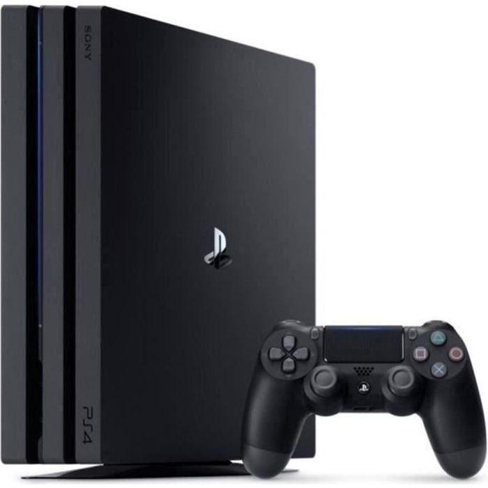 CONSOLE PS4 PS4 Pro 1To Noire