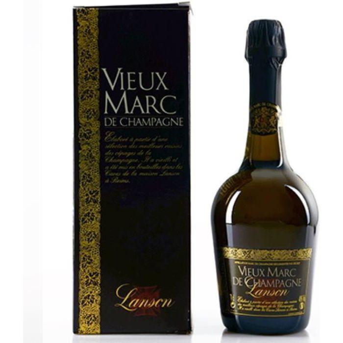 Spiritueux - Vieux Marc de Champagne