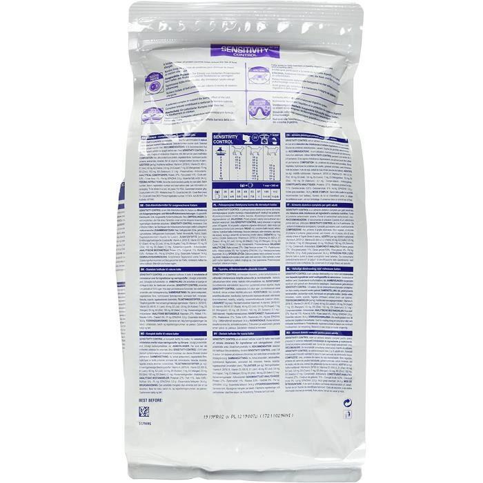 Nourriture pour chats Royal Canin Sensitivity Control SC 27 Nourriture pour Chat 1,5 kg 38125