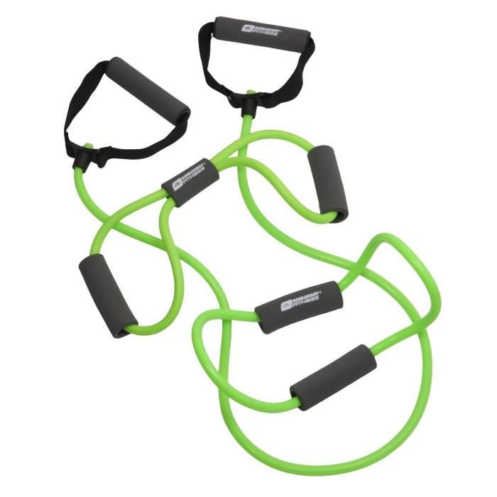 Schildkröt Fitness 960021, Noir, Vert