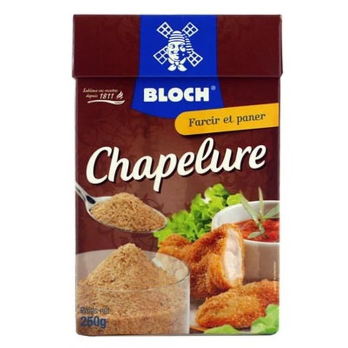 Chapelure - Bloch - boîte 250g