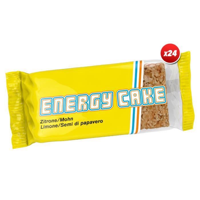 24x Energy Cake 125g (Cerise et Noix de Coco)