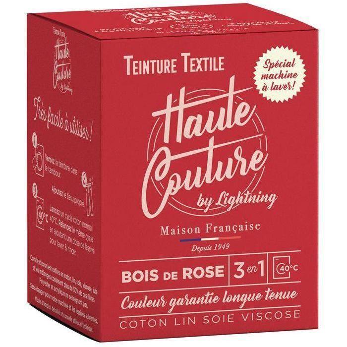 Teinture textile haute couture bois de rose 350g