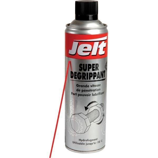 Dégrippant muti-fonction - 650 ml - Super dégrippant - Jelt