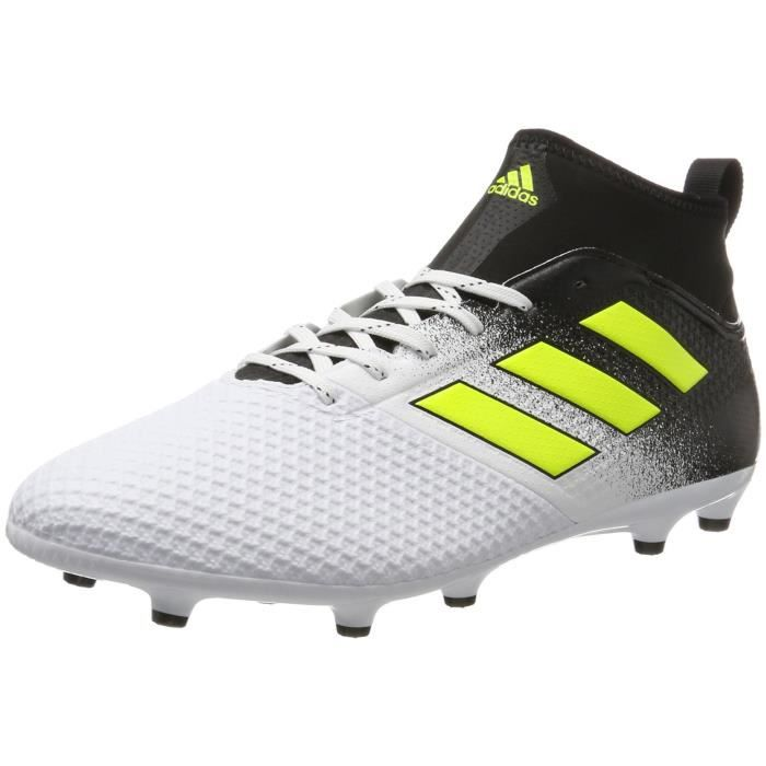 ADIDAS Ace 17,3 Fg Footbal Chaussures hommes, Bianco AD1OR Taille-42 1-2