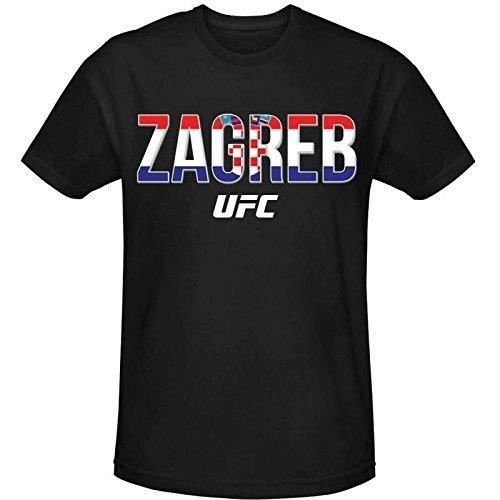 Homme Fashion Pas Cher Homme Tee Shirt Ufc Croatia Country Tee Shirt Homme Manche courte