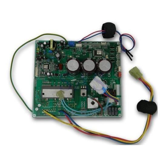 piece detachee genie thermique samsung db93-05544c circuit imprimé principal pcb air conditionné extérieur