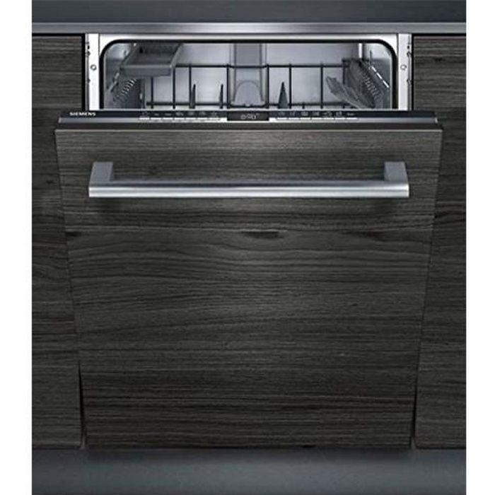 Lave-Vaisselle Tout Intégrable SIEMENS SN63HX60AE