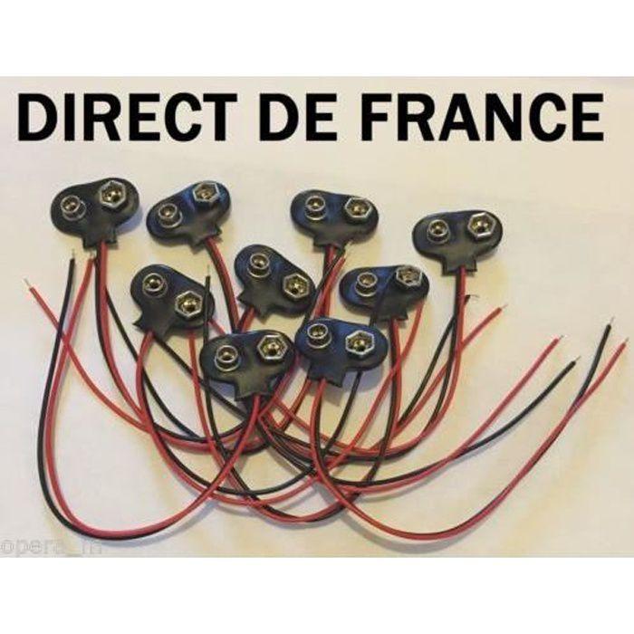 Connecteur Pile 9v Achat Vente Jeux Et Jouets Pas Chers