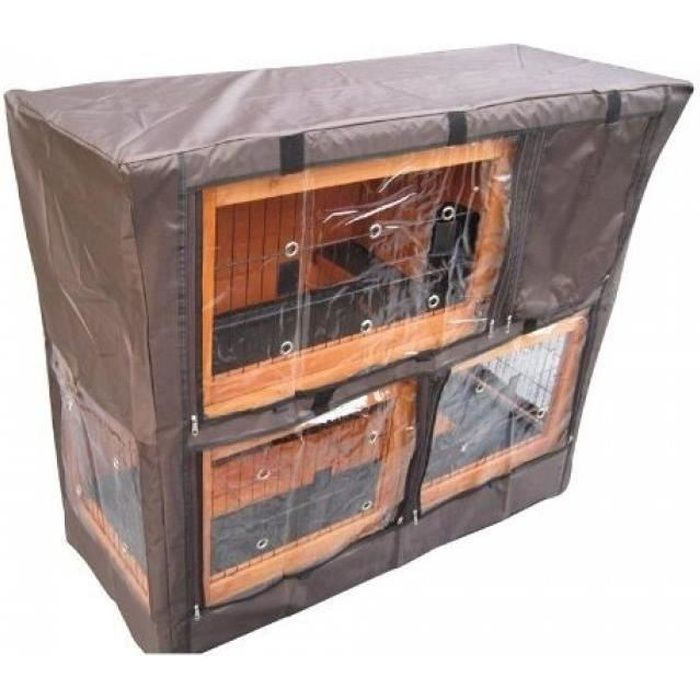 protection pour cage a lapin achat vente protection. Black Bedroom Furniture Sets. Home Design Ideas