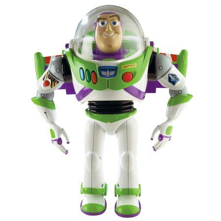 toy story 3 figurine buzz 30cm achat vente figurine. Black Bedroom Furniture Sets. Home Design Ideas