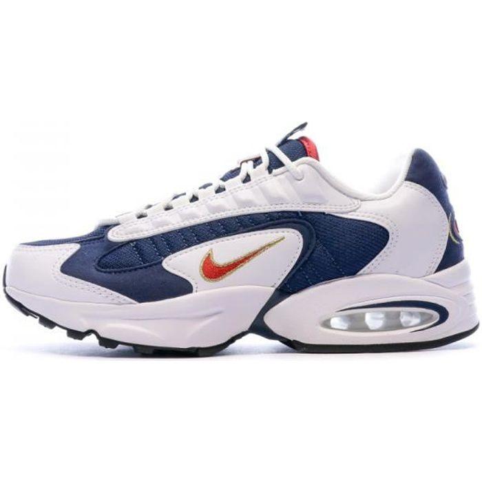 Air Max Triax USA Baskets Blanches Homme Nike