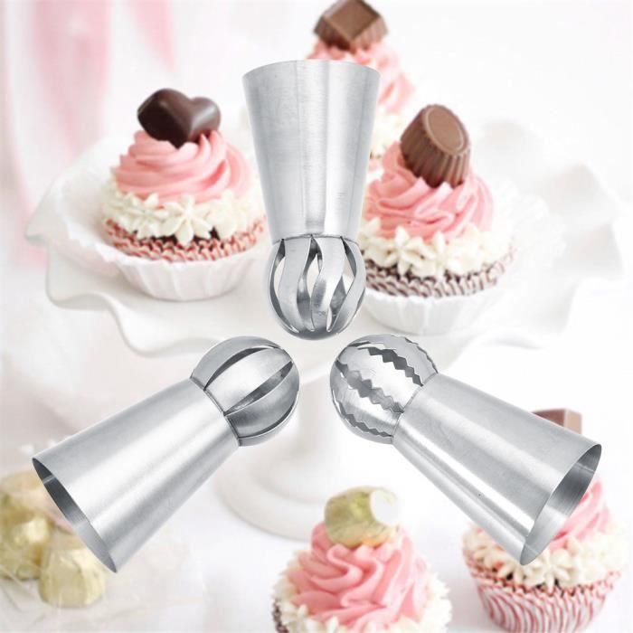 1 PC Silicone Cuisipro Cookie Cupcake Pen Baking Decoration Alimentaire Glaçage Décoration
