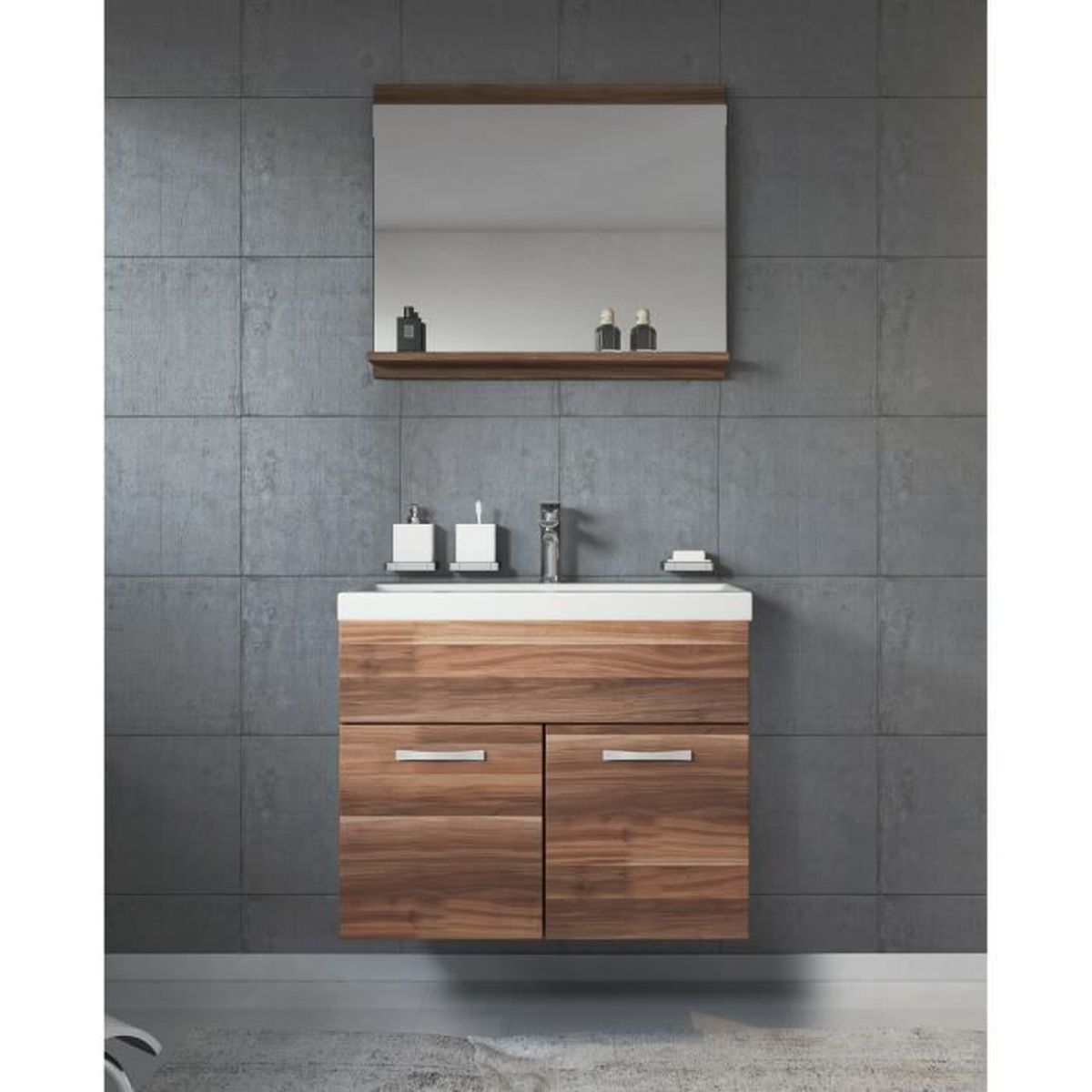 meuble de salle de bain de montr al 02 armoire de. Black Bedroom Furniture Sets. Home Design Ideas