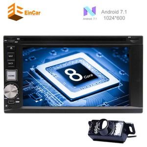 eincar mise jour android 7 1 car radio 2 din gps dash voiture bluetooth st r o avec navigation. Black Bedroom Furniture Sets. Home Design Ideas