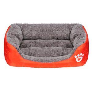 CORBEILLE - COUSSIN Animal de compagnie de chien de chat de lit de chi
