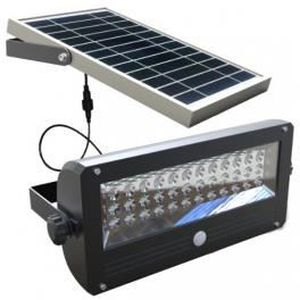 Lampe solaire led for Garage berland auto