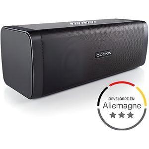ENCEINTE NOMADE DOCKIN D FINE Enceinte Bluetooth Portable 50W Noir