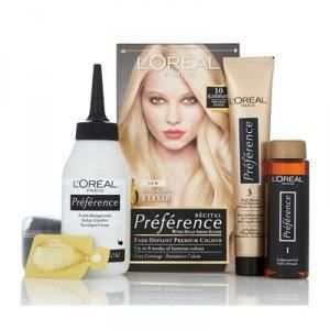 coloration loreal coloration rcital prfrence10 scandinavi - Coloration Cheveux L Oreal