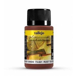 ACCESSOIRE MAQUETTE 73821-Vallejo Effet d'environnement -Texture oxyde