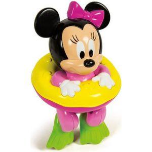 JOUET DE BAIN CLEMENTONI Disney Baby  - P'tite nageuse Minnie -