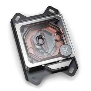 VENTILATION  EK Water Blocks EK-Velocity AMD - Kupfer + Plexi 0