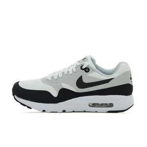 Baskets Nike Air max 1 Ultra Essential, Modèle 819476 401 Bleu.