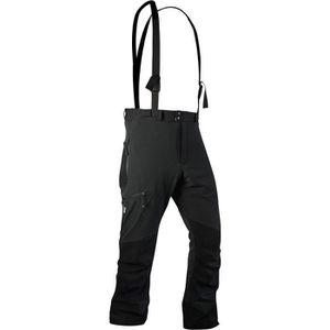 PANTALON DE SKI - SNOW Pantalon ski rando Windy Spirit MP+ homme Black 42