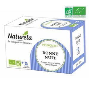 INFUSION NATURELA Tisane Bonne Nuit Bio 20 infusettes