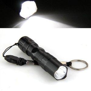 LAMPE DE POCHE 3W LED Lampe de Poche Torche Lumiere Blanc 200LM E