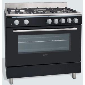 CUISINIÈRE - PIANO SOGELUX Cuisinière à gaz piano de cuisson CG9060N