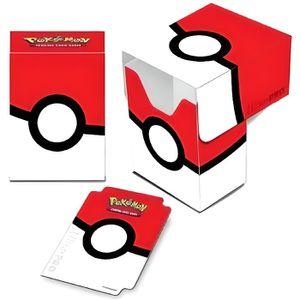 CARTE A COLLECTIONNER Deck Box - Pokemon - Pokéball