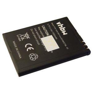 Batterie téléphone Batterie pour Doro Primo 57 - et Doro Primo 571 -