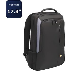 SAC À DOS INFORMATIQUE Case Logic sac à dos PC 17.3''