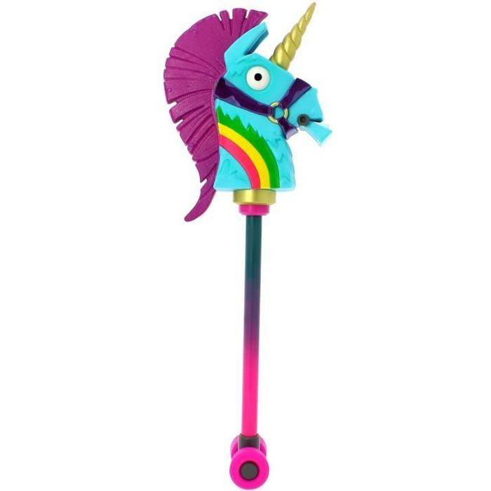 Totem Fornite - rainbow Smash 99 cm- PIECE DETACHEE MODELISME