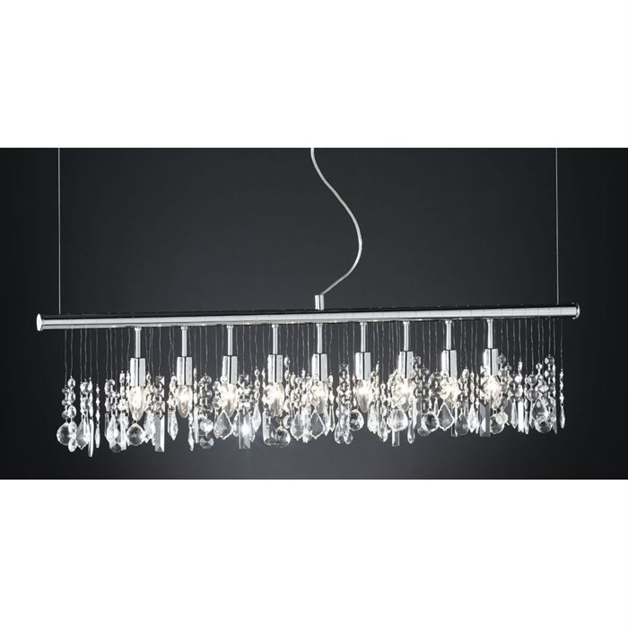 Suspension Baroque Diamant